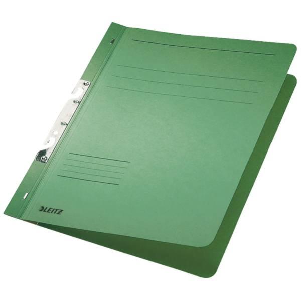 LEITZ Schlitzhefter grün 3746-00-55