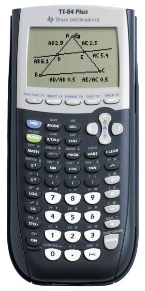 TEXAS INSTRUMENTS Rechner Grafik USB TI-84 Plus 754535