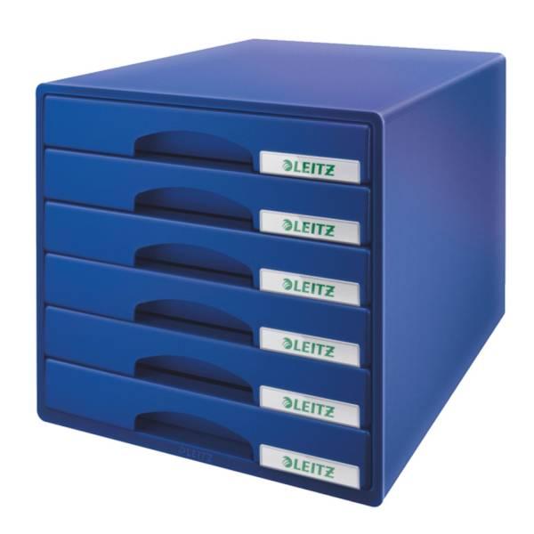 Schubladenbox Plus blau