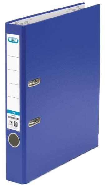 Ordner smart Pro (PP Papier) A4, 50 mm, blau
