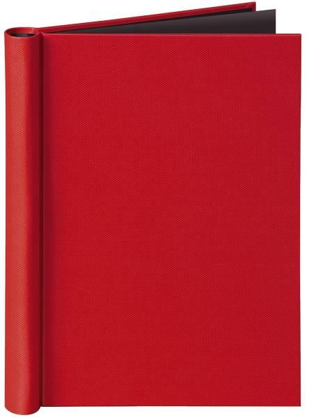 Klemmbinder VELOCOLOR A4, 150 Blatt, Karton, hellrot®