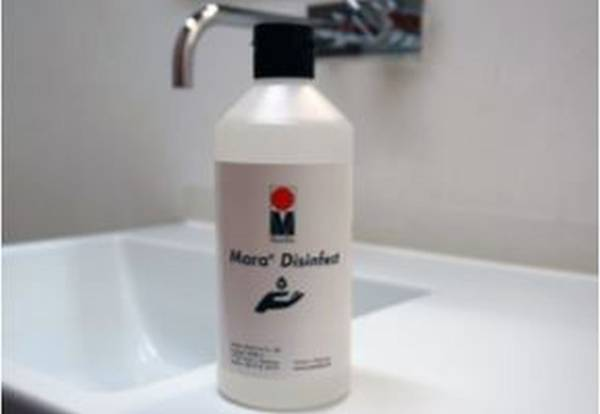 MARA Desinfektionsmittel Disinfect 35030 096 10000 500ml