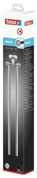 TESA Handtuchhalter 2armig Metall chrom 40317-0000-00 Smooz