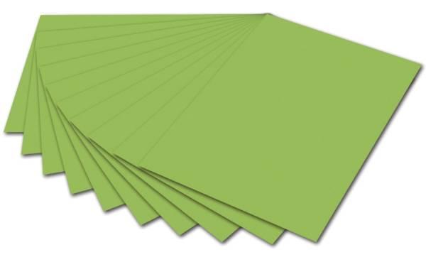 Fotokarton A4, hellgrün