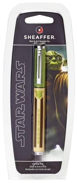 SHEAFFER Tintenroller Yoda grün/gold E1921051S