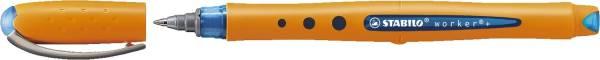 Tintenroller worker fine, 0,3 mm, blau®