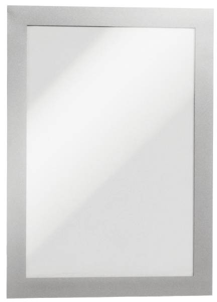 DURABLE Magnetrahmen DURAFRAME® A5 4871 23 sk silber 2 Stück