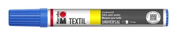 Textil Painter Azurblau 095, 2 4 mm