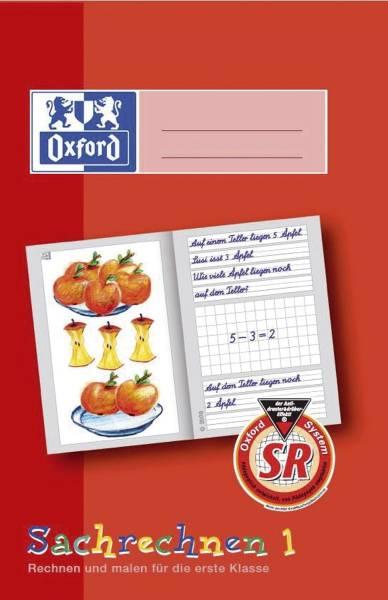 Schreiblernheft LIN 1SR A5, 16 Blatt, 90g qm, Sachrechenheft