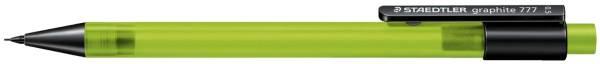 STAEDTLER Feinminenstift Graphite 0,5mm grün 77705-5 transparent