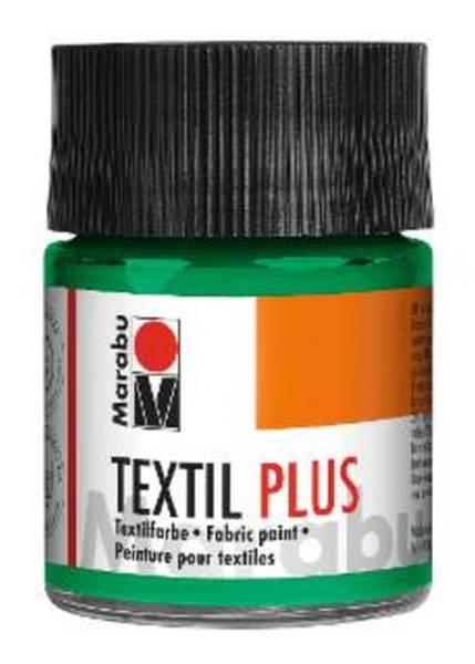 MARABU Textilfarbe Plus franz'grün 1715 05 015 50ml