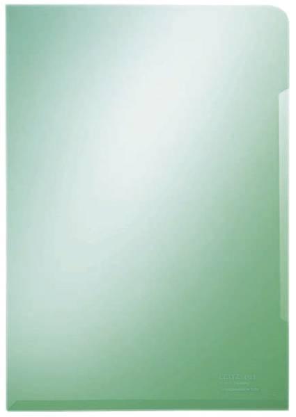 4153 Sichthülle Super Premium, A4, PVC, dokumentenecht, grün