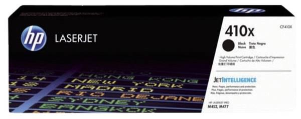 HP Lasertoner Nr.410X schwarz CF410X