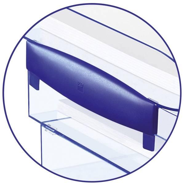 Distanzhalter blau, 2 Stück