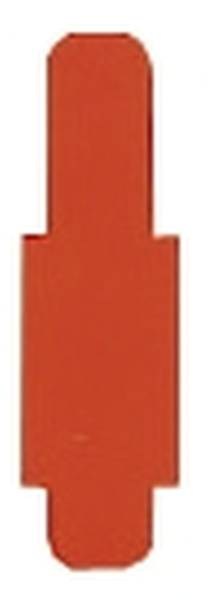 Stecksignal 50ST rot