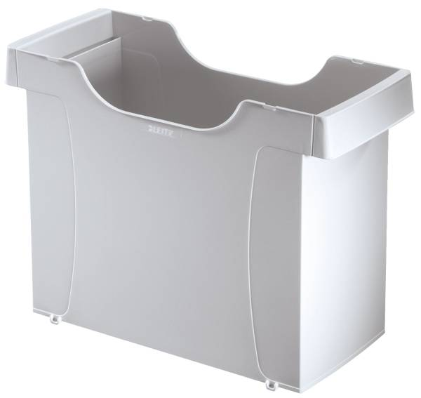 LEITZ Unibox Kunststoff grau 19080085