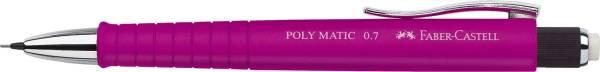 Feinminenstift Poly Matic 0,7 mm, B, pink