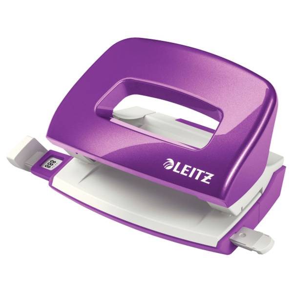 LEITZ Locher Mini NeXXt WOW metallic violett 5060-10-62